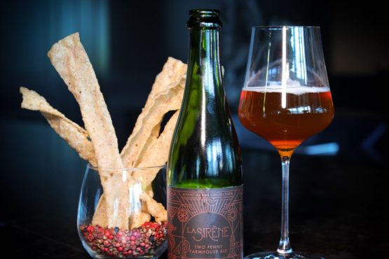 The Two Penny Farmhouse Ale