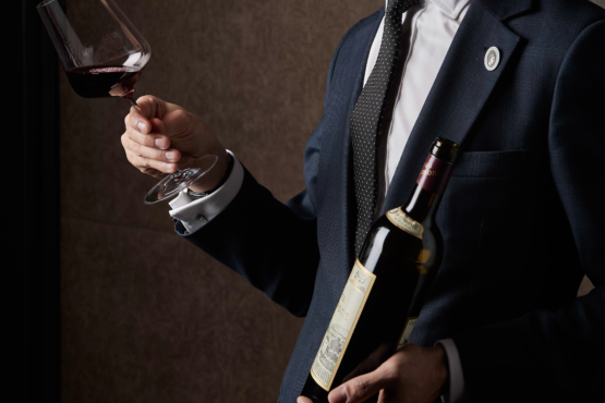 The Best Sommelier of Australia 2017