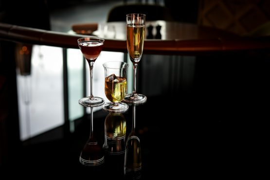 Sustainability Focussed Cocktail Flight